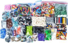 LARGE QUANTITY OF ASSORTED LEGO BRICKS