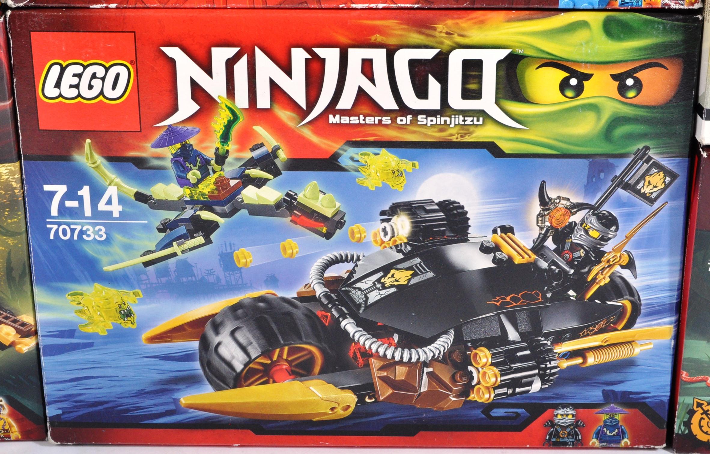 LEGO SETS - LEGO NINJAGO - COLLECTION OF X8 LEGO NINJAGO SETS - Image 7 of 9