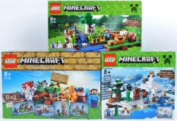 LEGO SETS - LEGO MINECRAFT