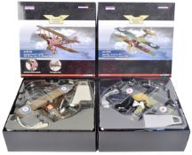 CORGI AVIATION ARCHIVE - TWO BOXED DIECAST MODELS