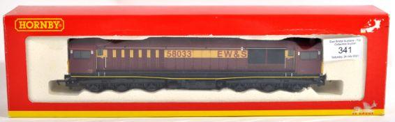 ORIGINAL HORNBY 00 GAUGE MODEL RAILWAY DIESEL ELECTRIC LOCO