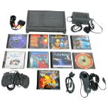 PHILLIPS MADE CDI 450 VIDEO GAMES CONSOLE WITH ACCESSORIES