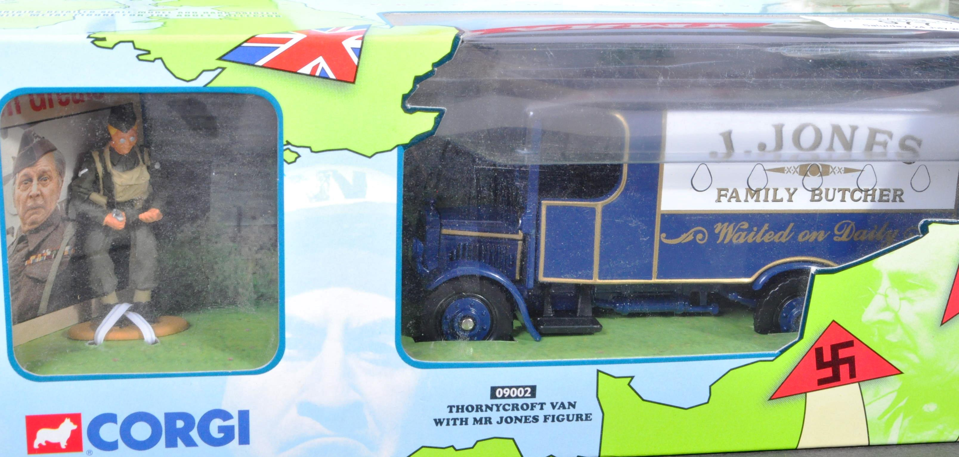 TV & FILM DIECAST - ONLY FOOLS & HORSES - DADS ARMY - Image 3 of 3