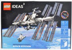 LEGO SET - LEGO IDEAS - 21321 - INTERNATIONAL SPACE STATION