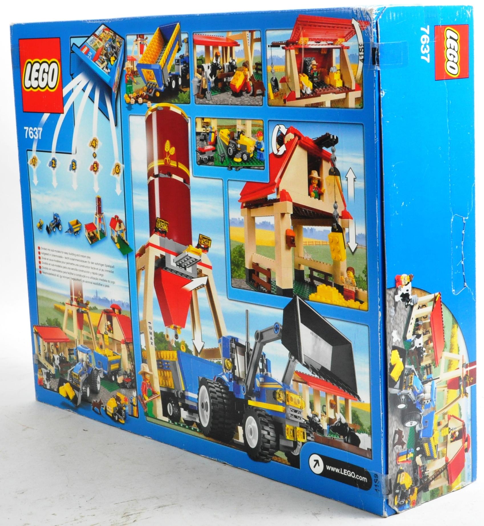 LEGO SET - LEGO CITY - 7637 - LEGO FARM - Image 4 of 4