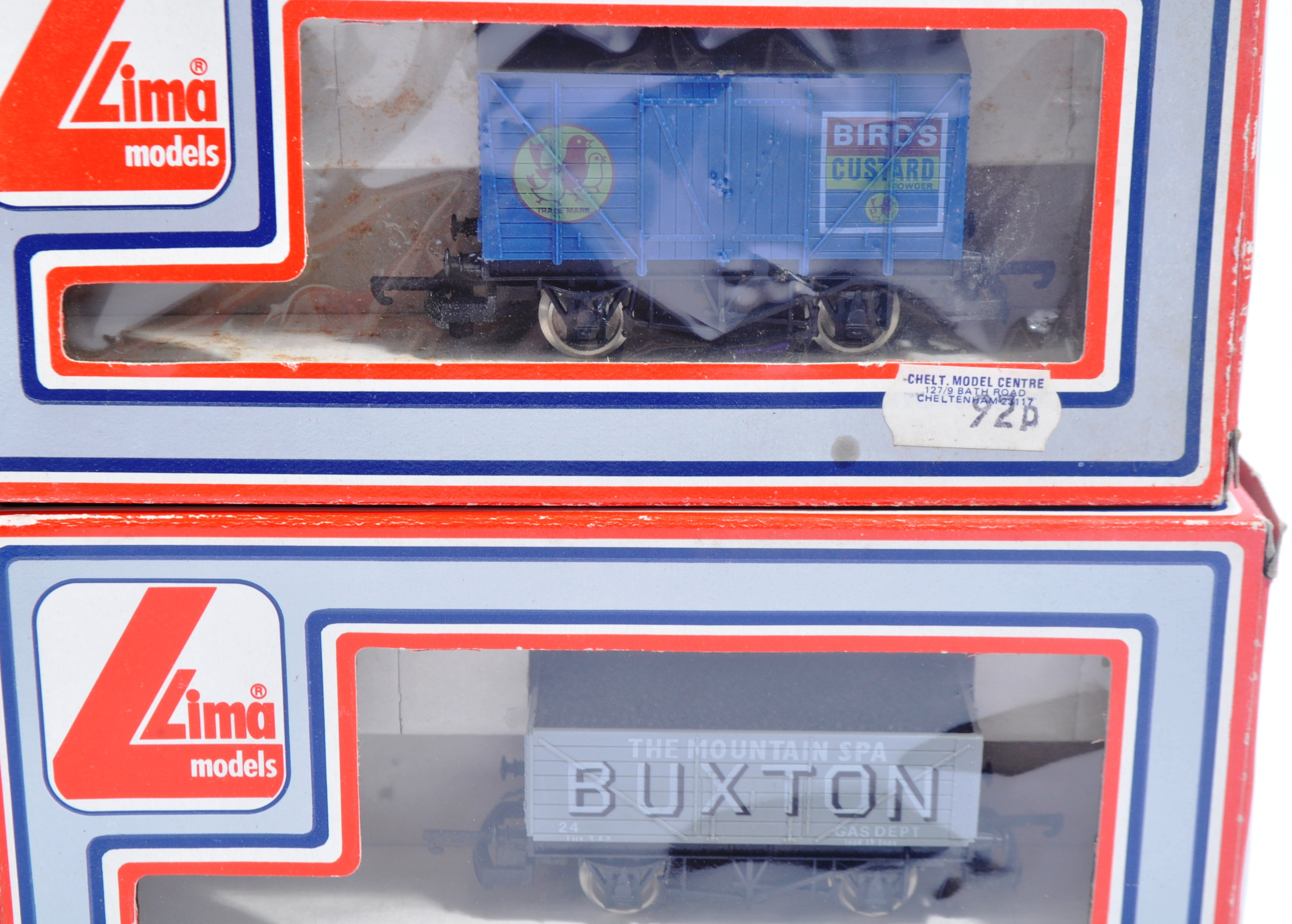COLLECTION OF X6 LIMA 00 GAUGE MODEL RAILWAY ROLLING STOCK WAGONS - Image 2 of 5