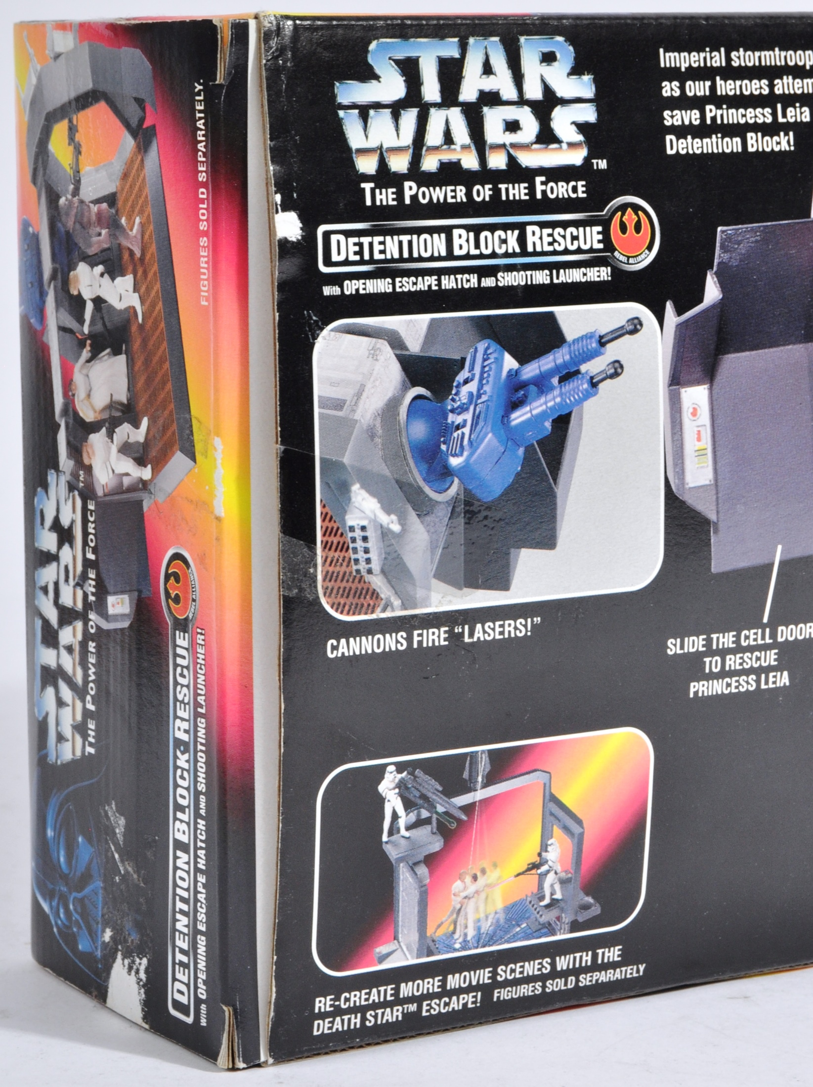 STAR WARS - COLLECTION OF KENNER POWER OF THE FORCES - Image 8 of 13