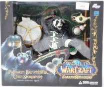WORLD OF WARCRAFT - BLIZZARD DELUXE COLLECTOR ACTION FIGURE