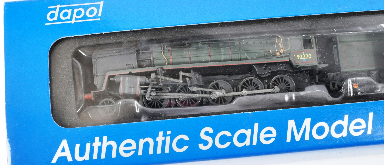 ORIGINAL DAPOL N GAUGE MODEL RAILWAY TRAINSET LOCOMOTIVE - Image 2 of 4