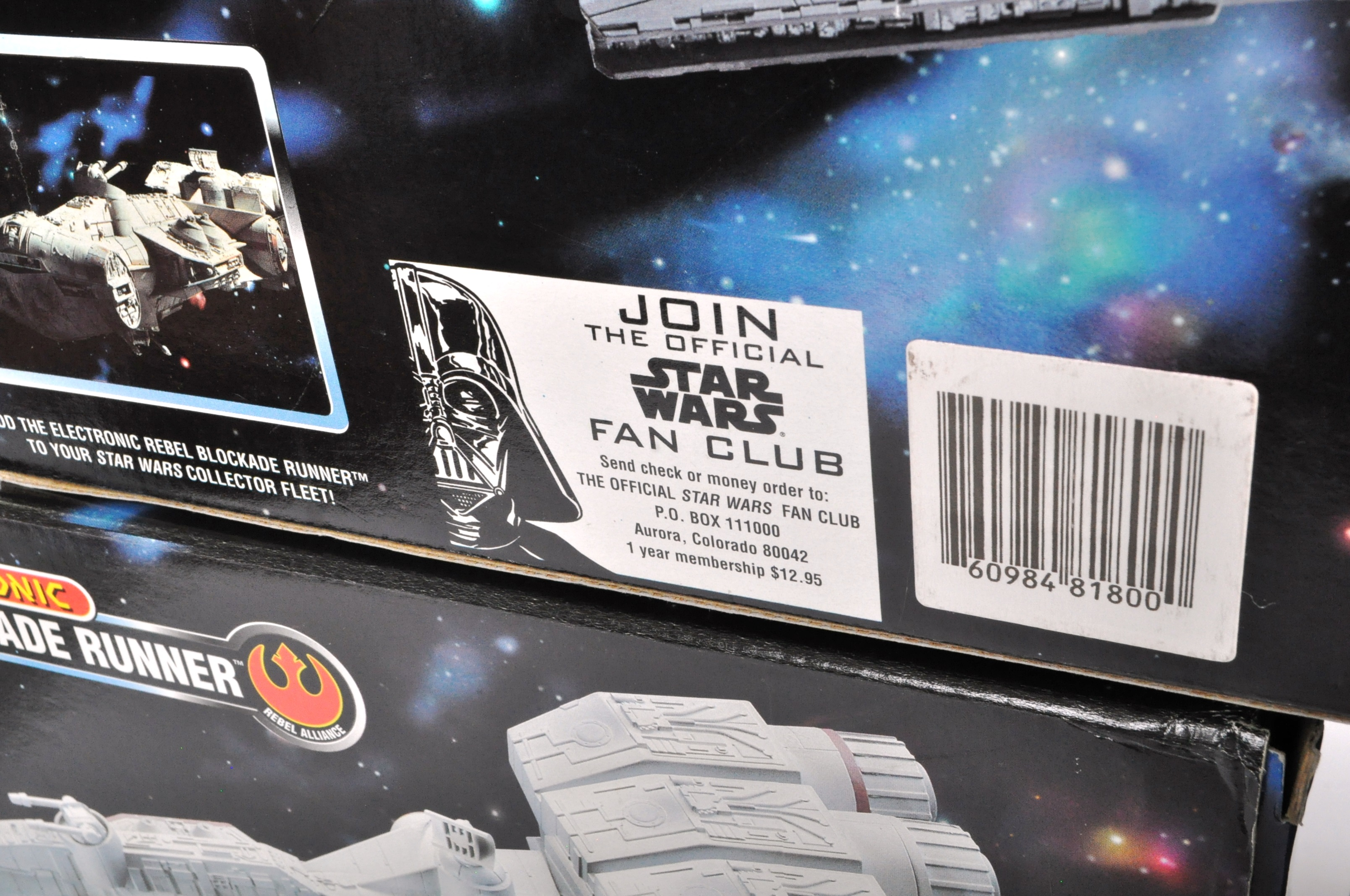 STAR WARS - COLLECTION OF KENNER ' COLLECTOR FLEET ' PLAYSETS - Image 5 of 5