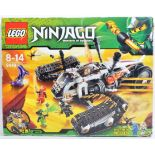 LEGO SET - LEGO NINJAGO - 9449 - ULTRA SONIC RAIDER