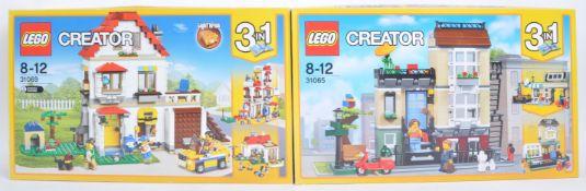 LEGO SETS - LEGO CREATOR - 31065 / 31069