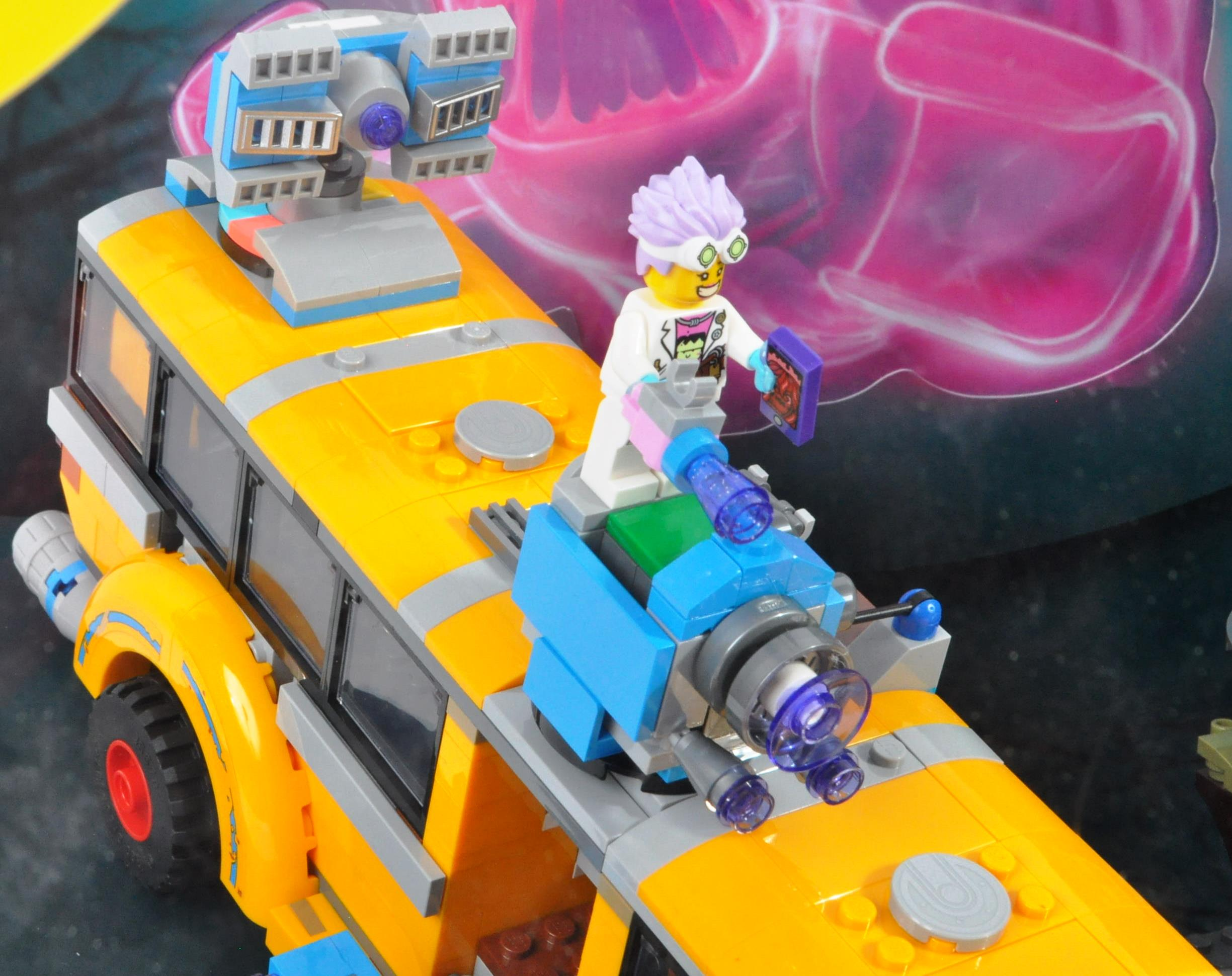 LEGO - HIDDEN SIDE - ORIGINAL IN STORE SHOP DISPLAY CABINET - Image 6 of 8