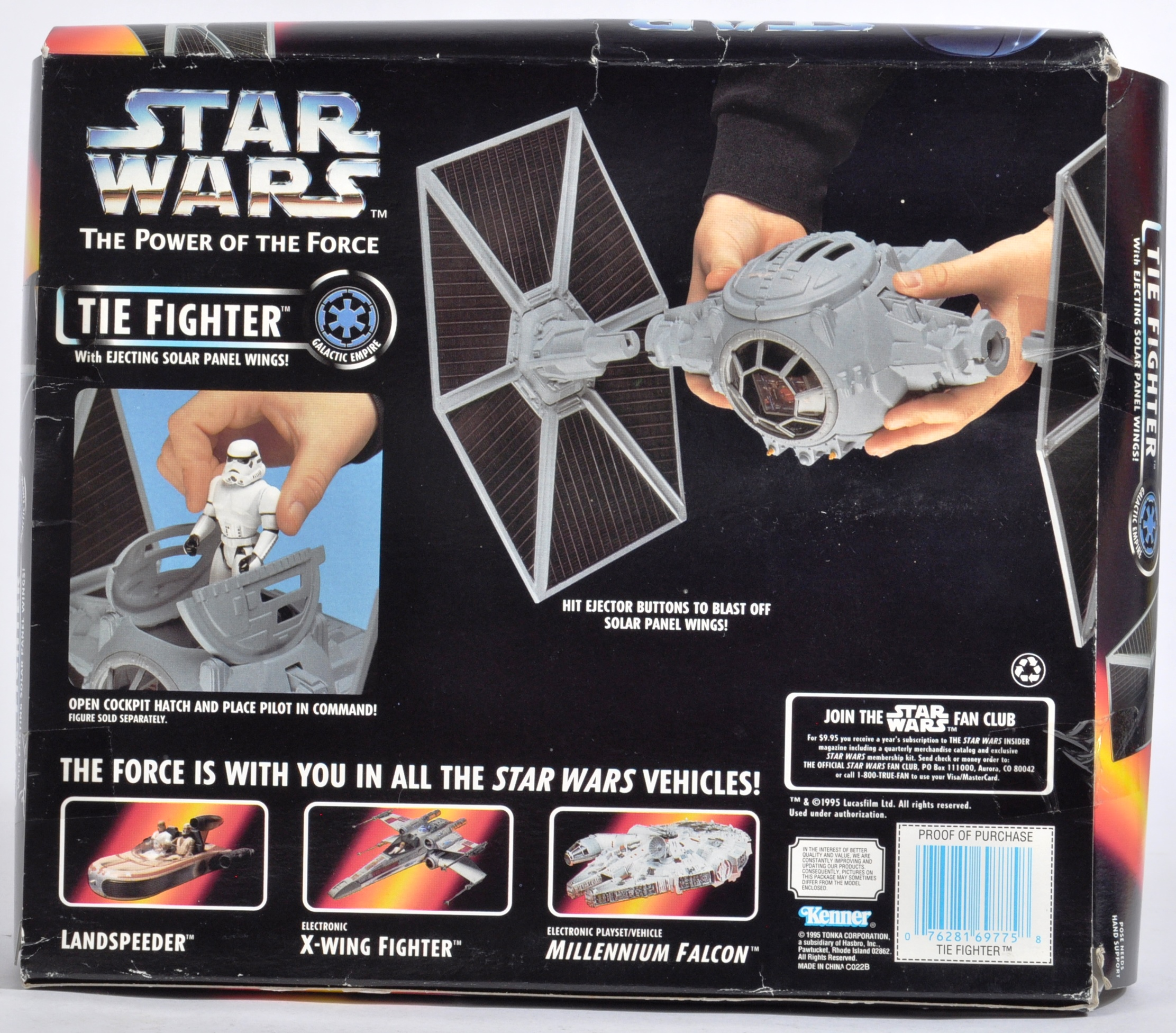STAR WARS - COLLECTION OF KENNER POWER OF THE FORCES - Image 3 of 13