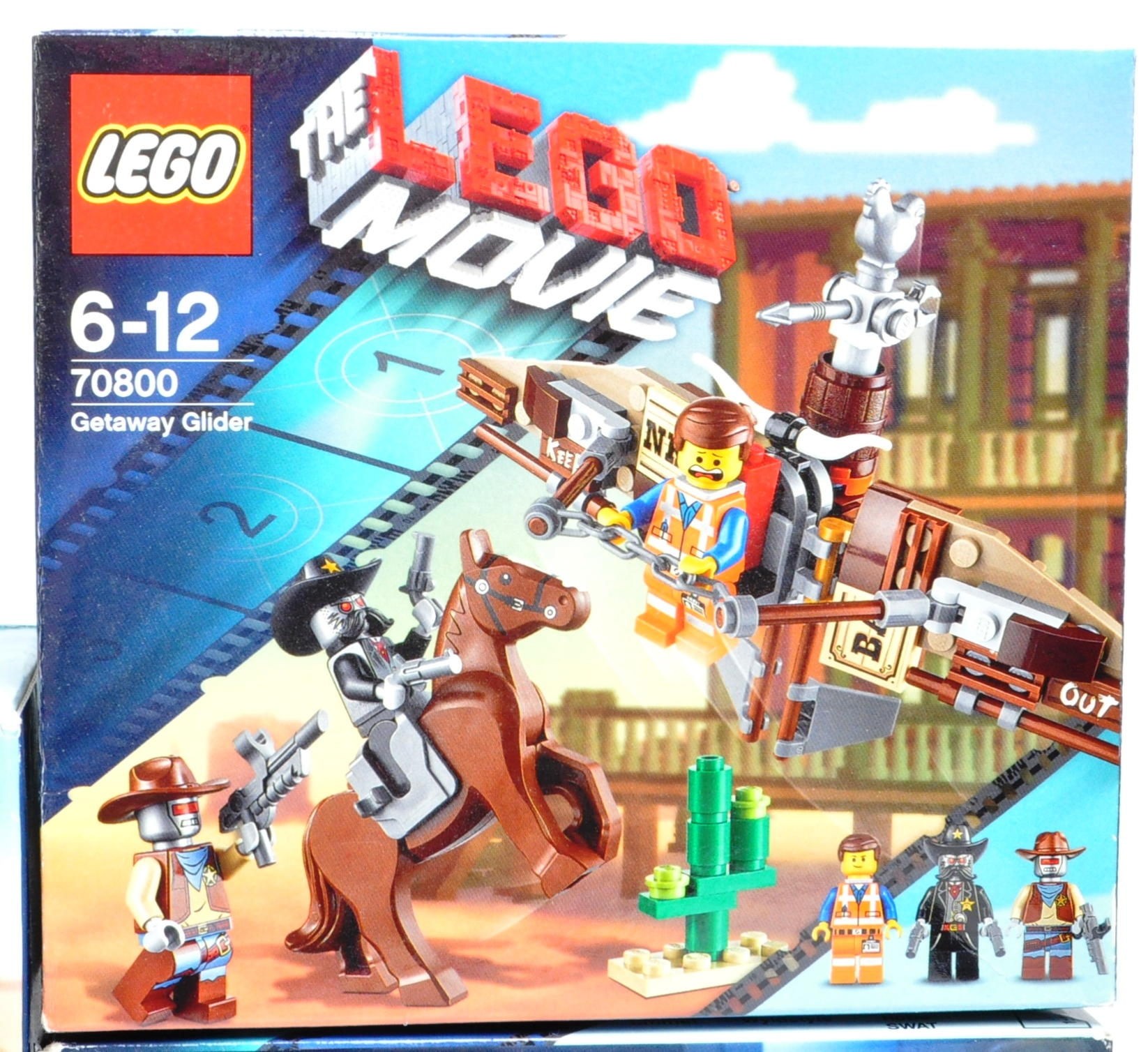 LEGO SETS - THE LEGO MOVIE - COLLECTION OF X7 LEGO MOVIE SETS - Image 8 of 17