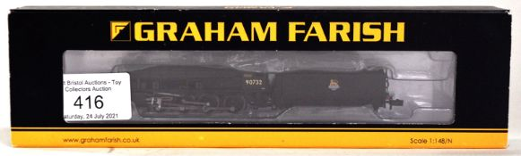 ORIGINAL GRAHAM FARISH N GAUGE MODEL RAILWAY TRAINSET LOCOMOTIVE