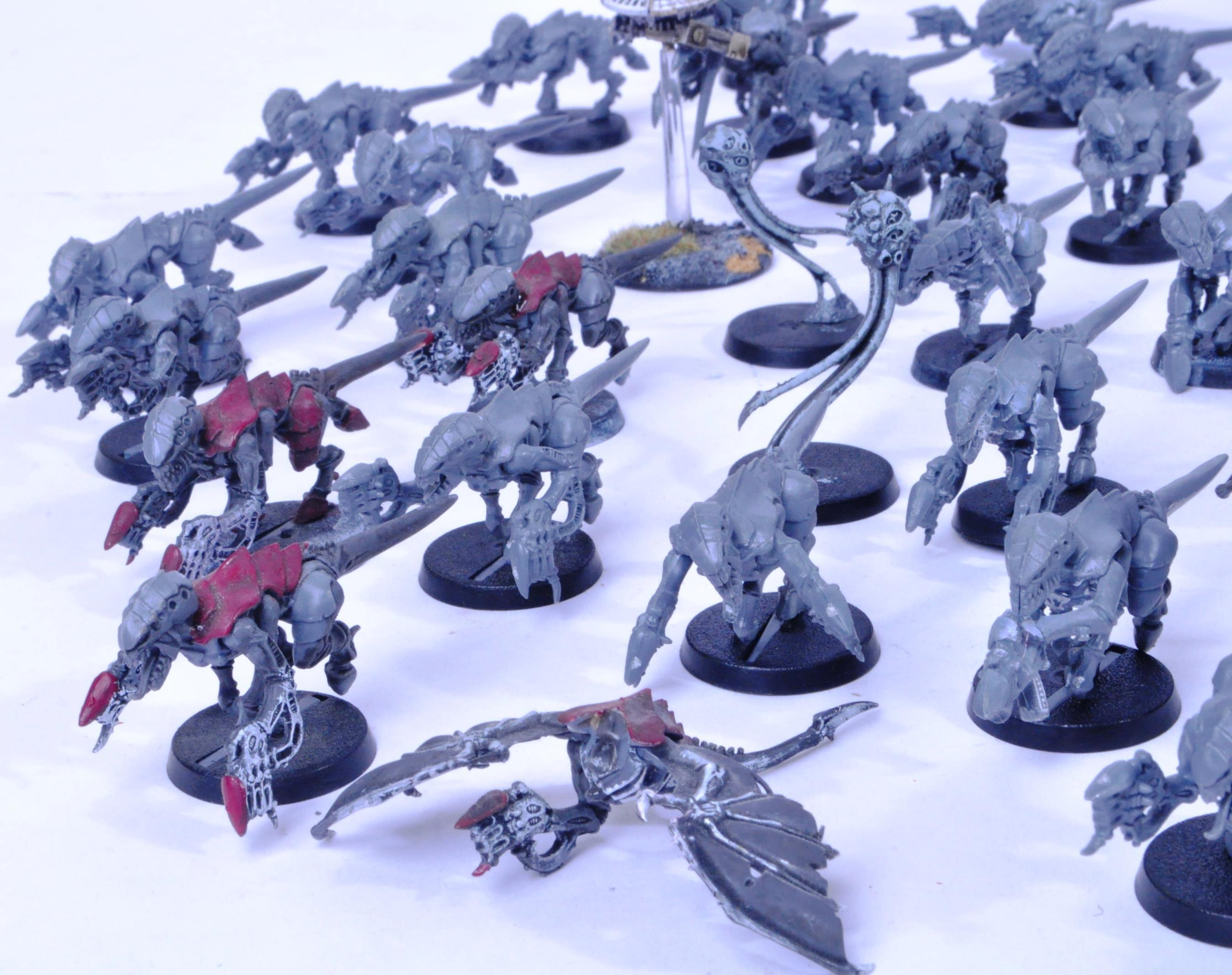 LARGE WARHAMMER 40K TYRANID ARMY - Image 7 of 12