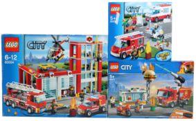 LEGO SETS - LEGO CITY - 60004 / 60214 / 60023