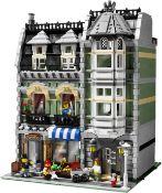 LEGO SET - LEGO CREATOR - 10185 - GREEN GROCER