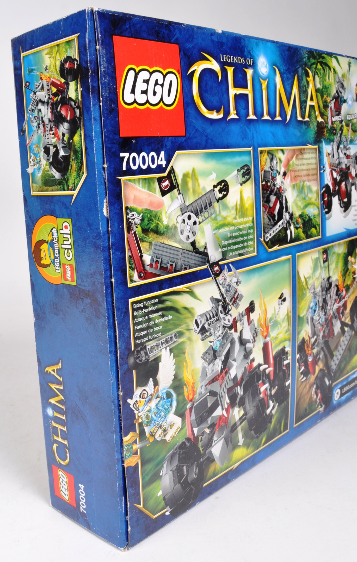 LEGO SETS - LEGENDS OF CHIMA - 70004 / 70132 - Image 4 of 6