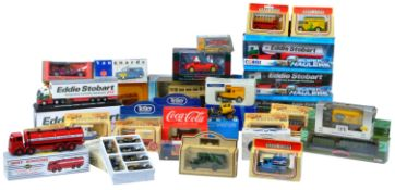 DIECAST - LARGE COLLECTION OF ASSORTED BOXED DIECAST MODELS