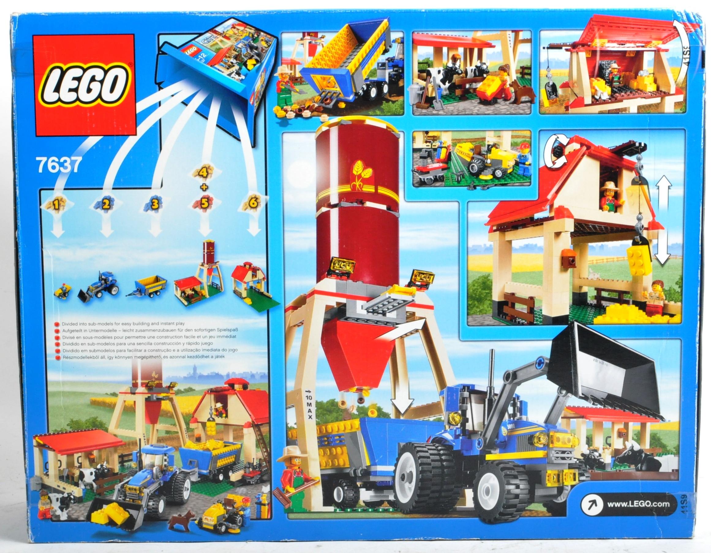 LEGO SET - LEGO CITY - 7637 - LEGO FARM - Image 2 of 4