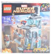 LEGO SET - MARVEL SUPER HEROES - 76030 - ATTACK ON AVENGERS TOWER