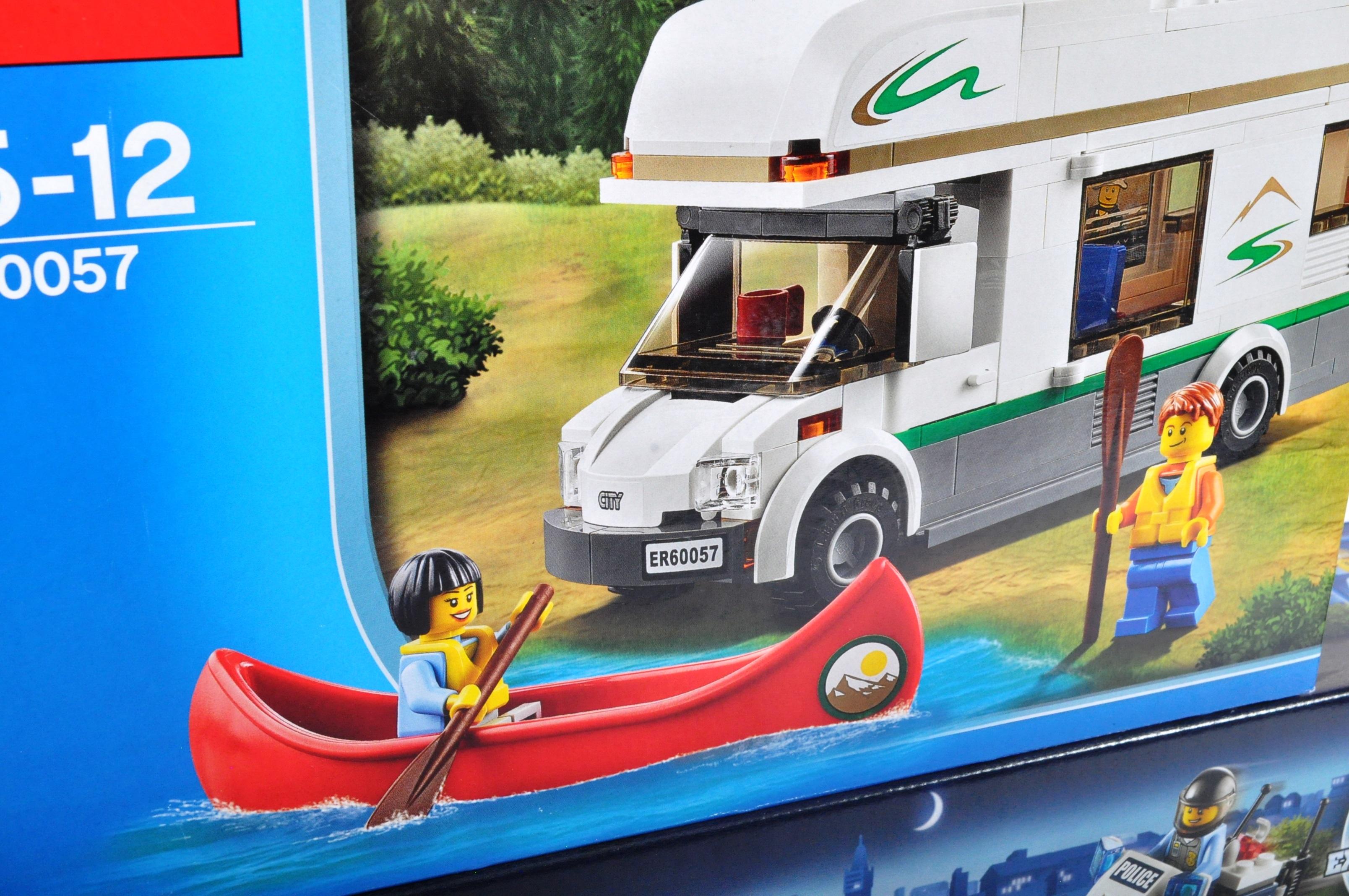 LEGO SETS - LEGO CITY - 60023 / 60084 / 60158 / 7936 / 60118 / 60057 / 7990 / 60007 - Image 3 of 5