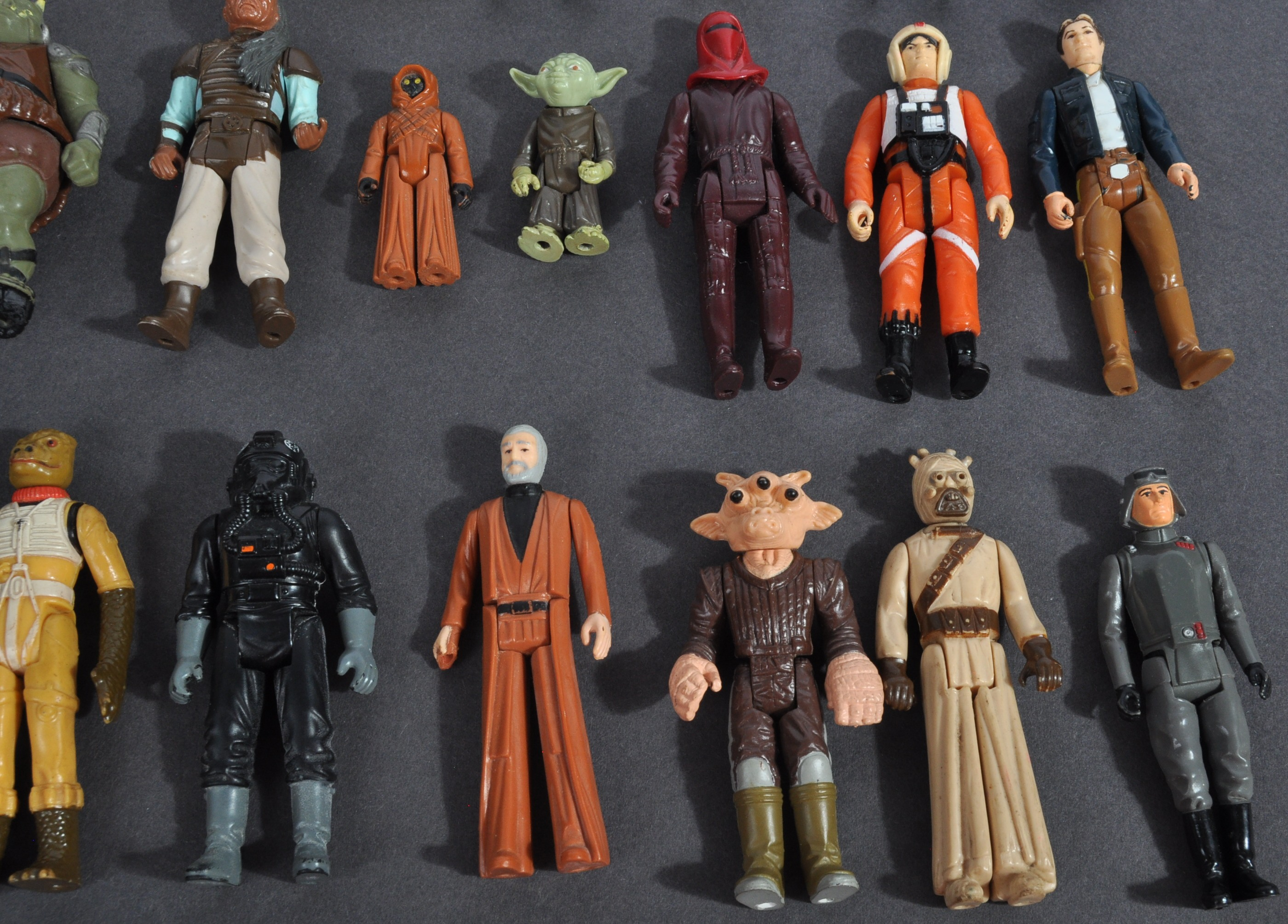 STAR WARS - COLLECTION OF VINTAGE KENNER / PALITOY ACTION FIGURES - Image 7 of 7