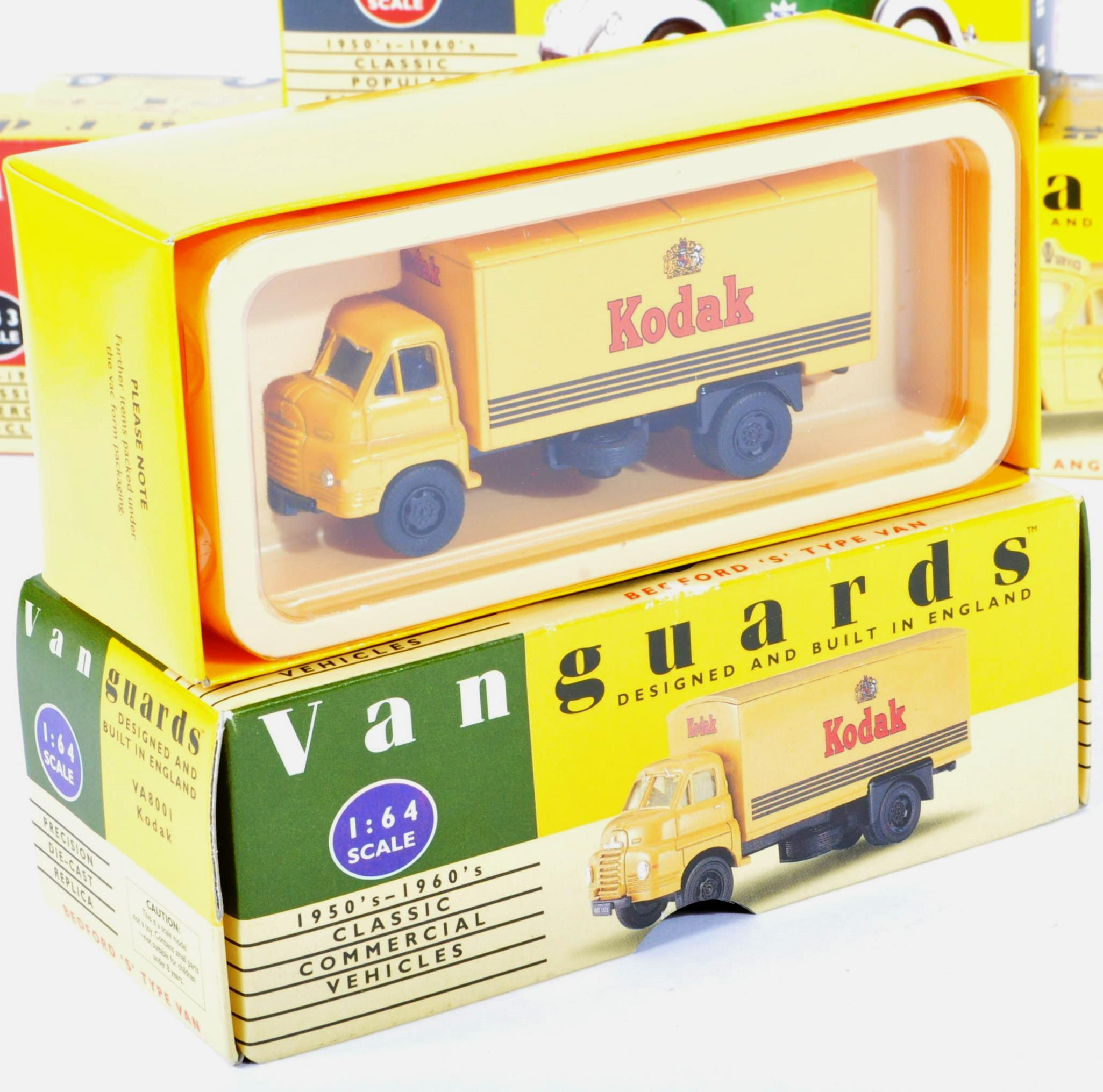 COLLECTION OF X10 LLEDO VANGUARDS DIECAST MODELS - Image 5 of 5