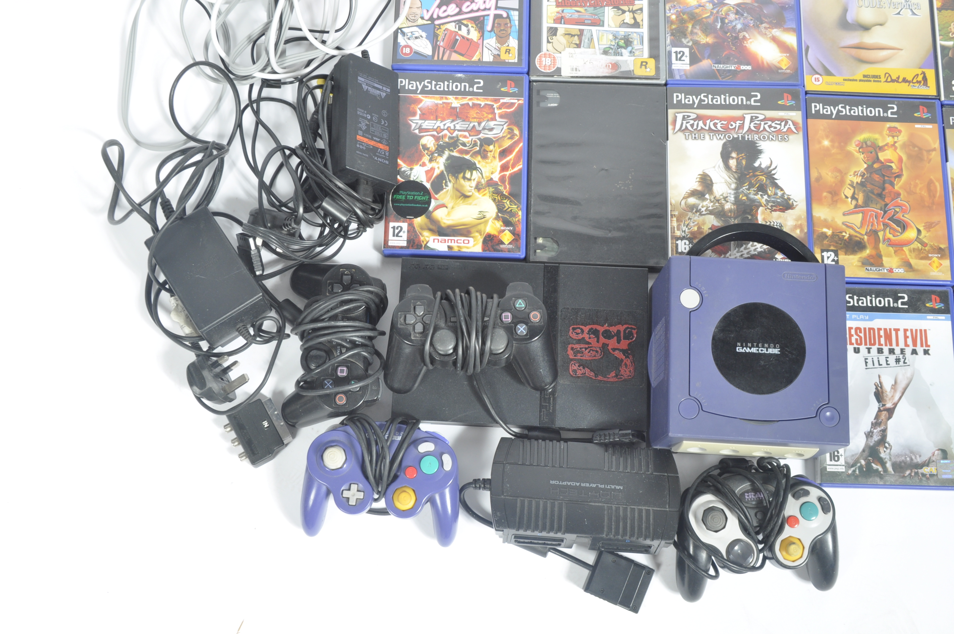 COLLECTION OF COMPUTER GAMES CONSOLES & GAMES - Image 2 of 5