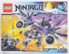 LEGO SET - LEGO NINJAGO - 70725 - NINDROID MECHDRAGON