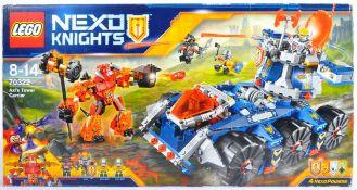 LEGO SET - LEGO NEXO KNIGHTS - 70322 - AXL'S TOWER CARRIER