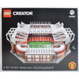 LEGO SET - LEGO CREATOR - 10272 - OLD TRAFFORD MANCHESTER UNITED