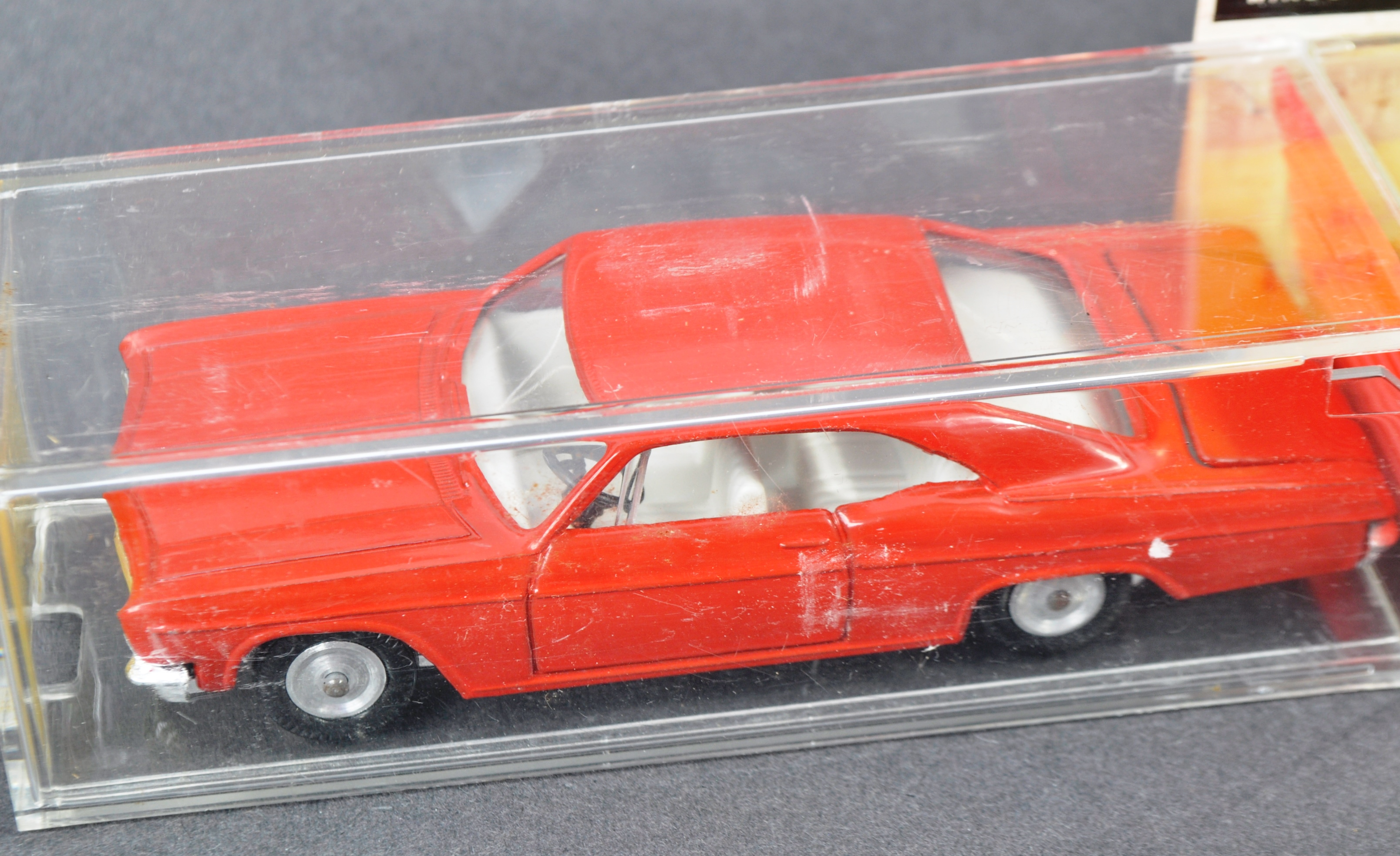 COLLECTION OF X4 VINTAGE ISRAELI MADE ' SABRA ' DIECAST MODEL CARS - Image 2 of 6