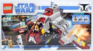 LEGO SET - LEGO STAR WARS - 8019 - REPUBLIC ATTACK SHUTTLE