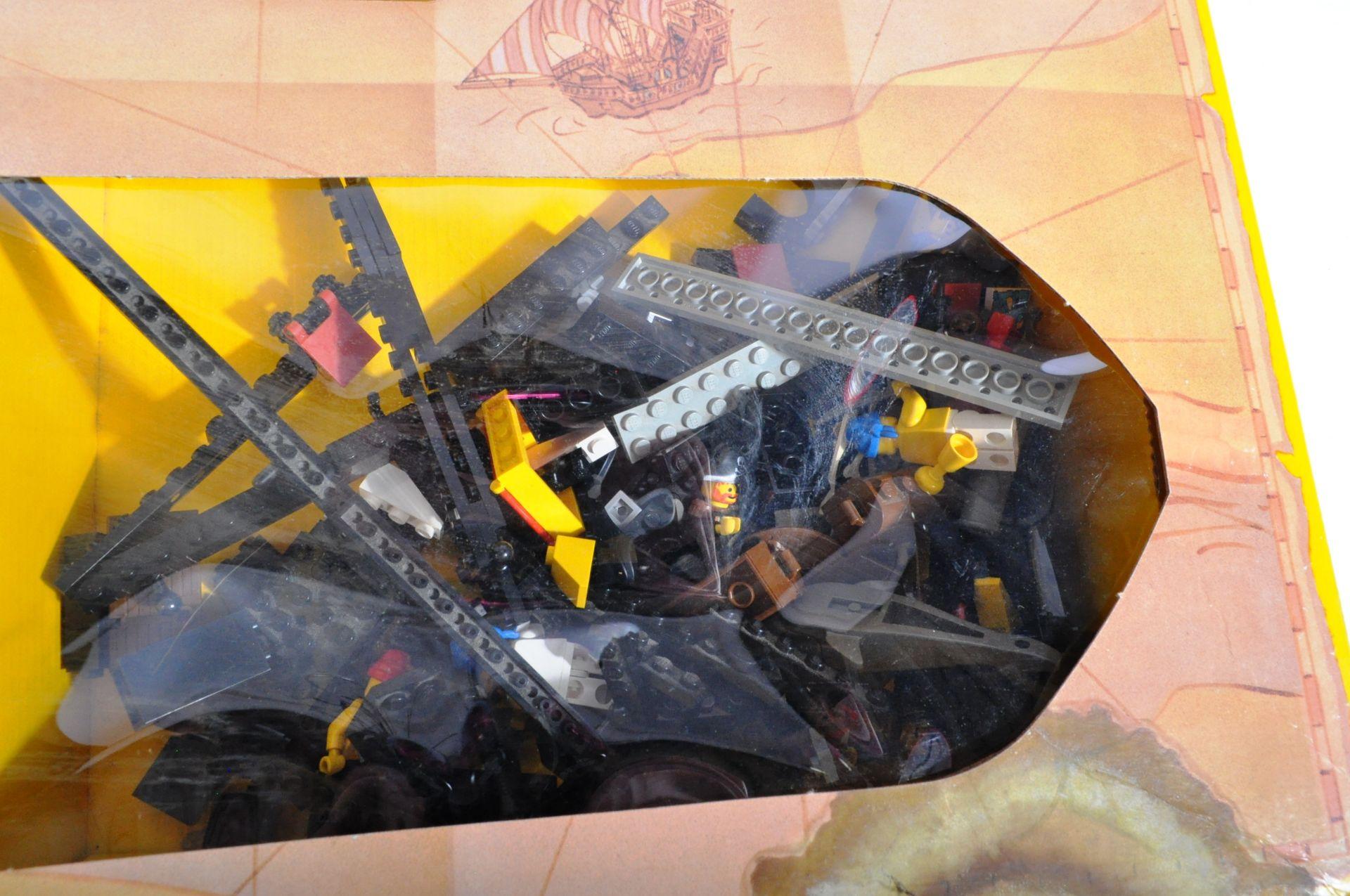 LEGO SET - LEGO LAND - 6285 - BLACK SEAS BARRACUDA - Image 7 of 8