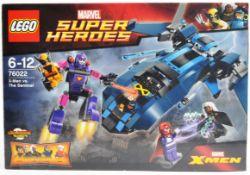 LEGO SET - MARVEL SUPER HEROES - 76022 - X-MEN VS THE SENTINEL