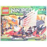 LEGO SET - LEGO NINJAGO - 9446 - DESTINY'S BOUNTY