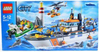 LEGO SET - LEGO CITY - 60014 - COAST GUARD PATROL