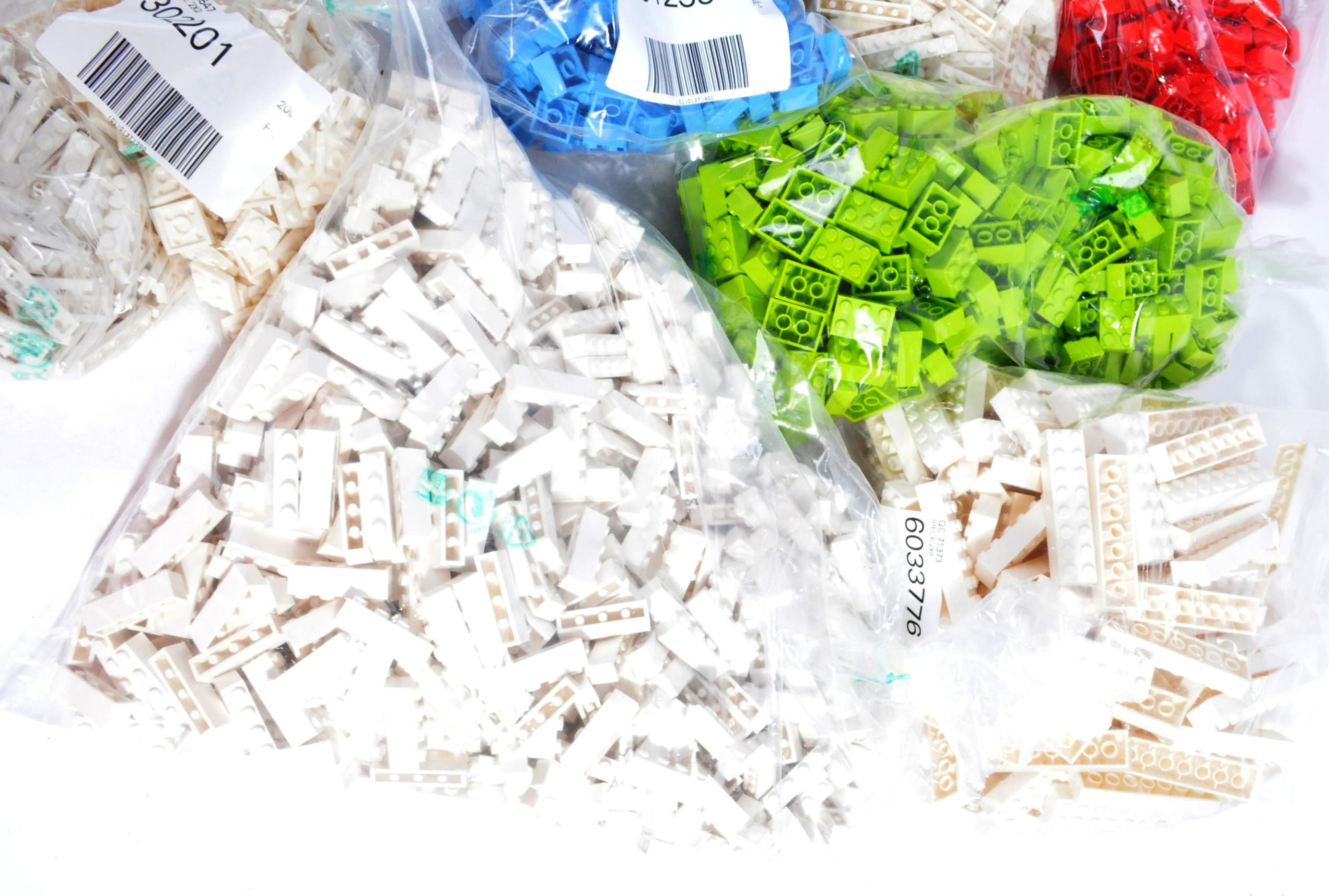 LEGO - LARGE COLLECTION OF BRAND NEW LEGO BUILDING BLOCKS - Image 3 of 6