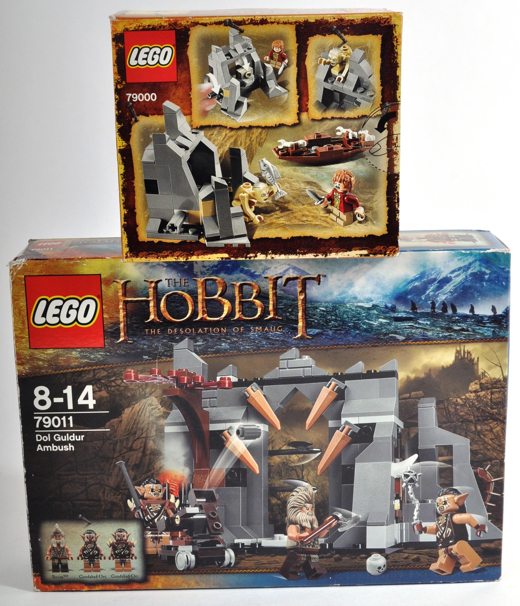 LEGO SETS - THE HOBBIT - 79000 / 79011 - Image 4 of 7