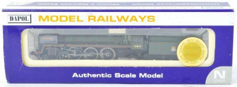 ORIGINAL DAPOL N GAUGE MODEL RAILWAY TRAINSET LOCOMOTIVE
