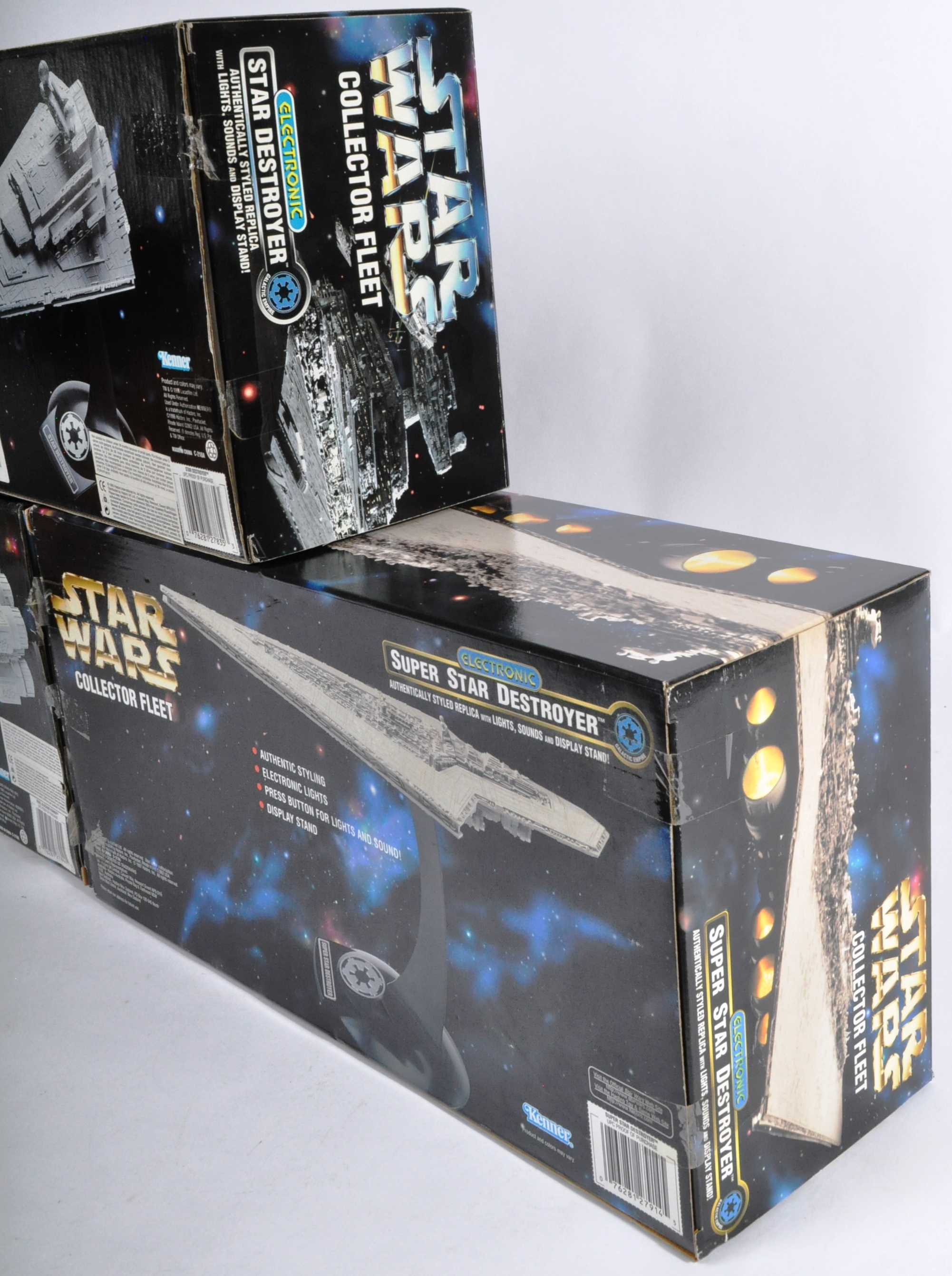 STAR WARS - COLLECTION OF KENNER ' COLLECTOR FLEET ' PLAYSETS - Image 4 of 5
