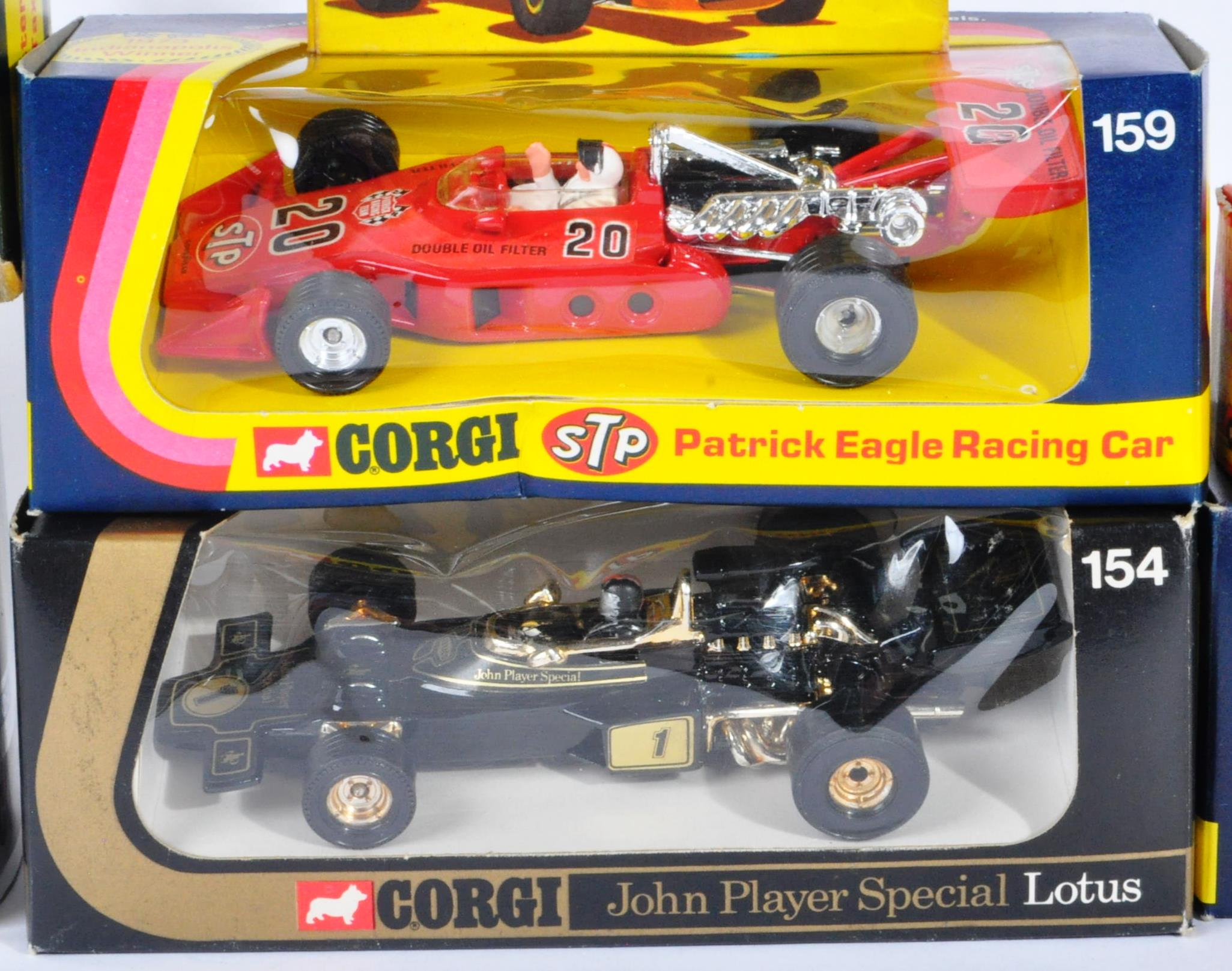 COLLECTION OF ASSORTED VINTAGE CORGI MADE DIECAST MODELS - Image 3 of 6