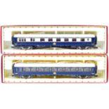RIVAROSSI 00 / H0 GAUGE MODEL RAILWAY COACHES
