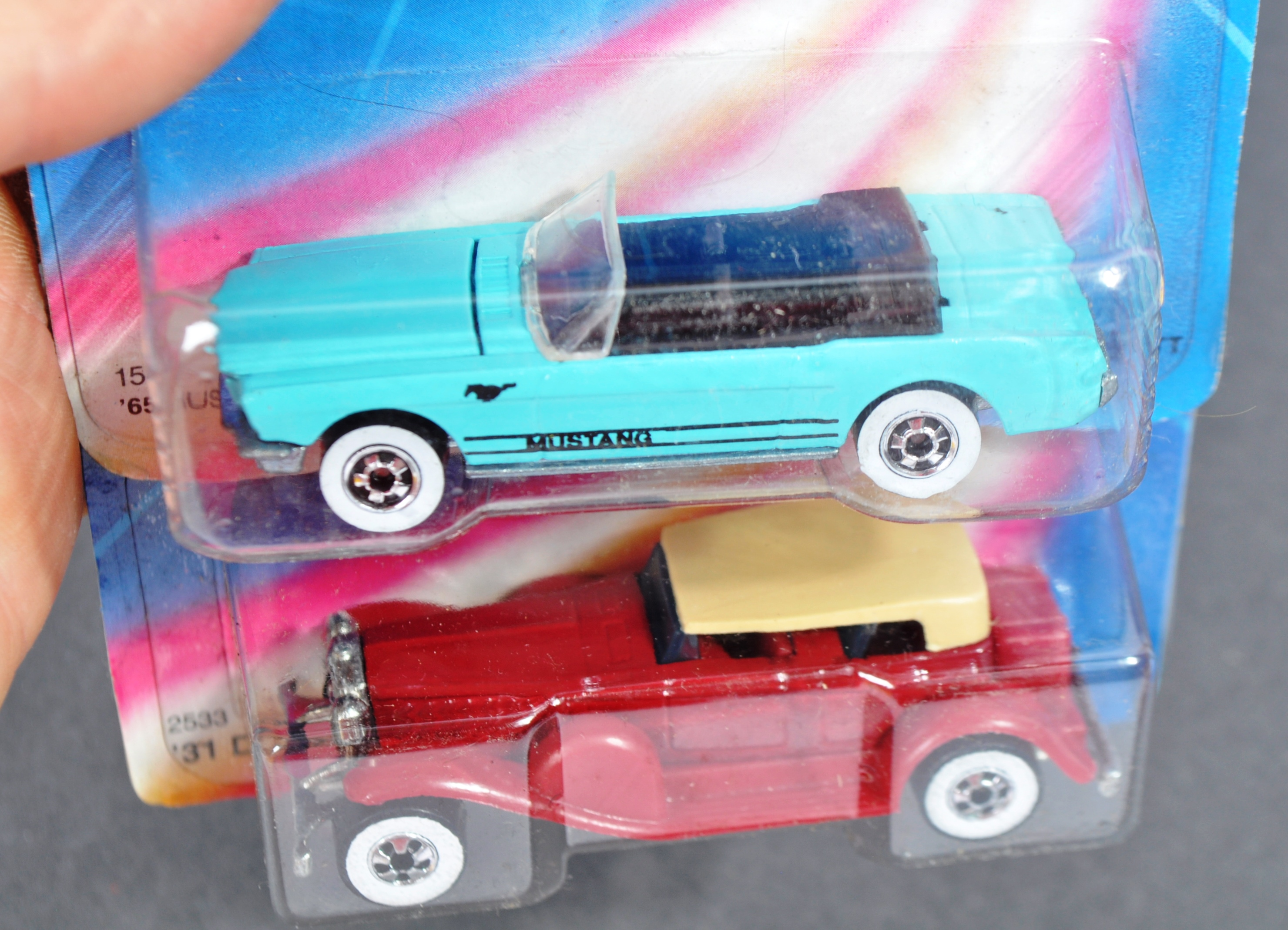 COLLECTION OF X7 VINTAGE MATTELL HOTWHEELS DIECAST CARS - Image 4 of 6