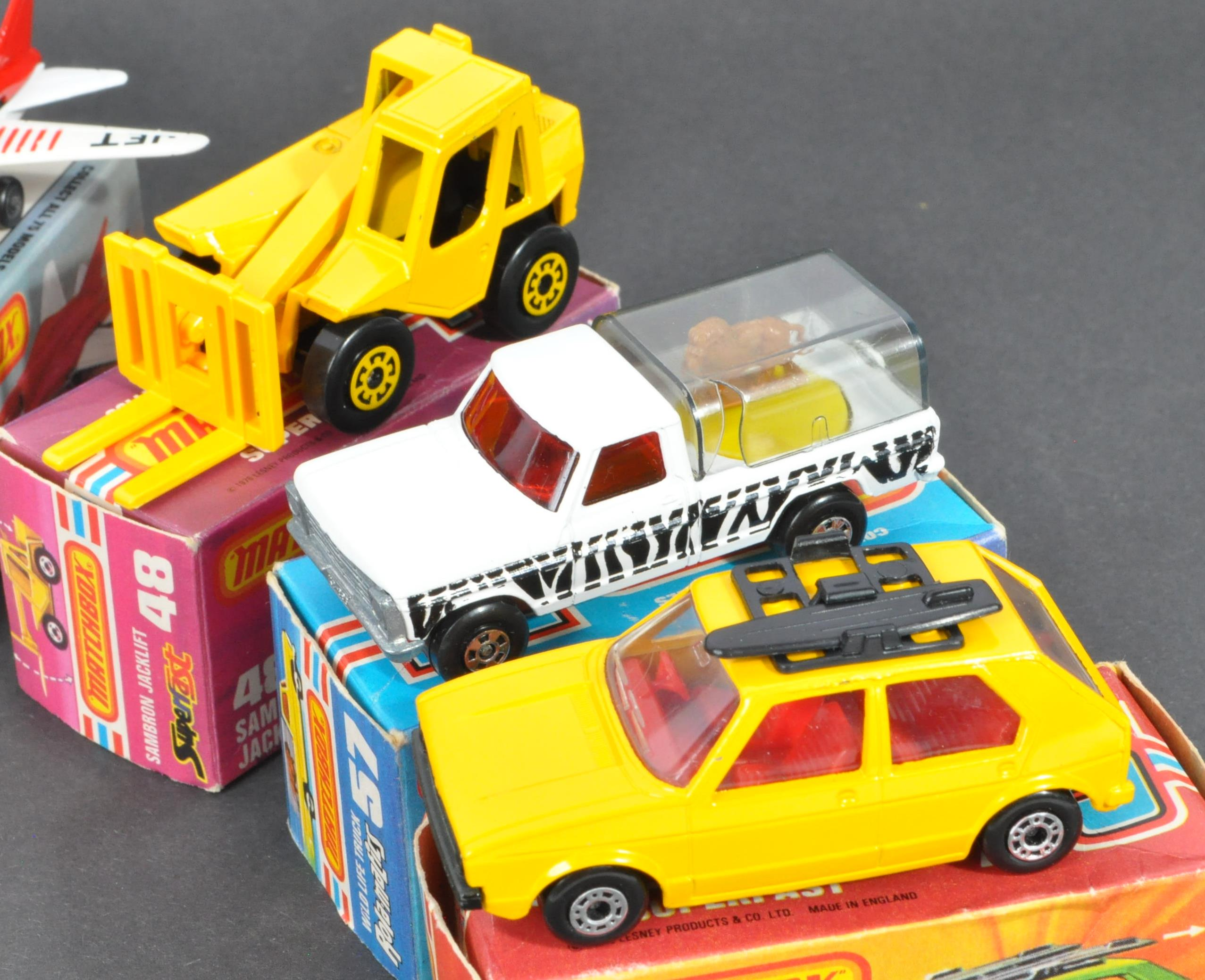 COLLECTION OF VINTAGE MATCHBOX 1-75 SERIES BOXED DIECAST MODELS - Image 4 of 4