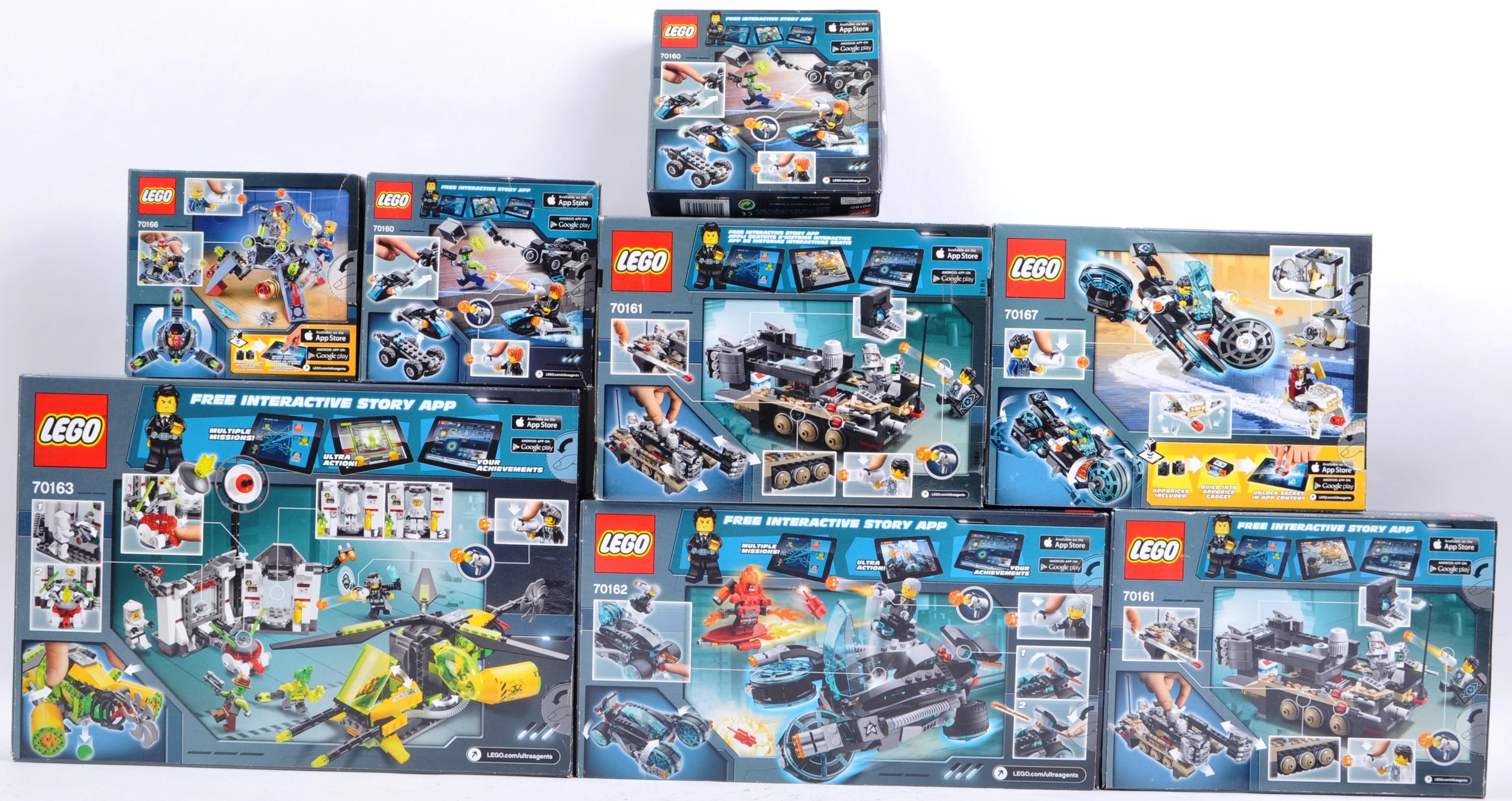 LEGO SETS - LEGO ULTRA AGENTS - Image 5 of 6