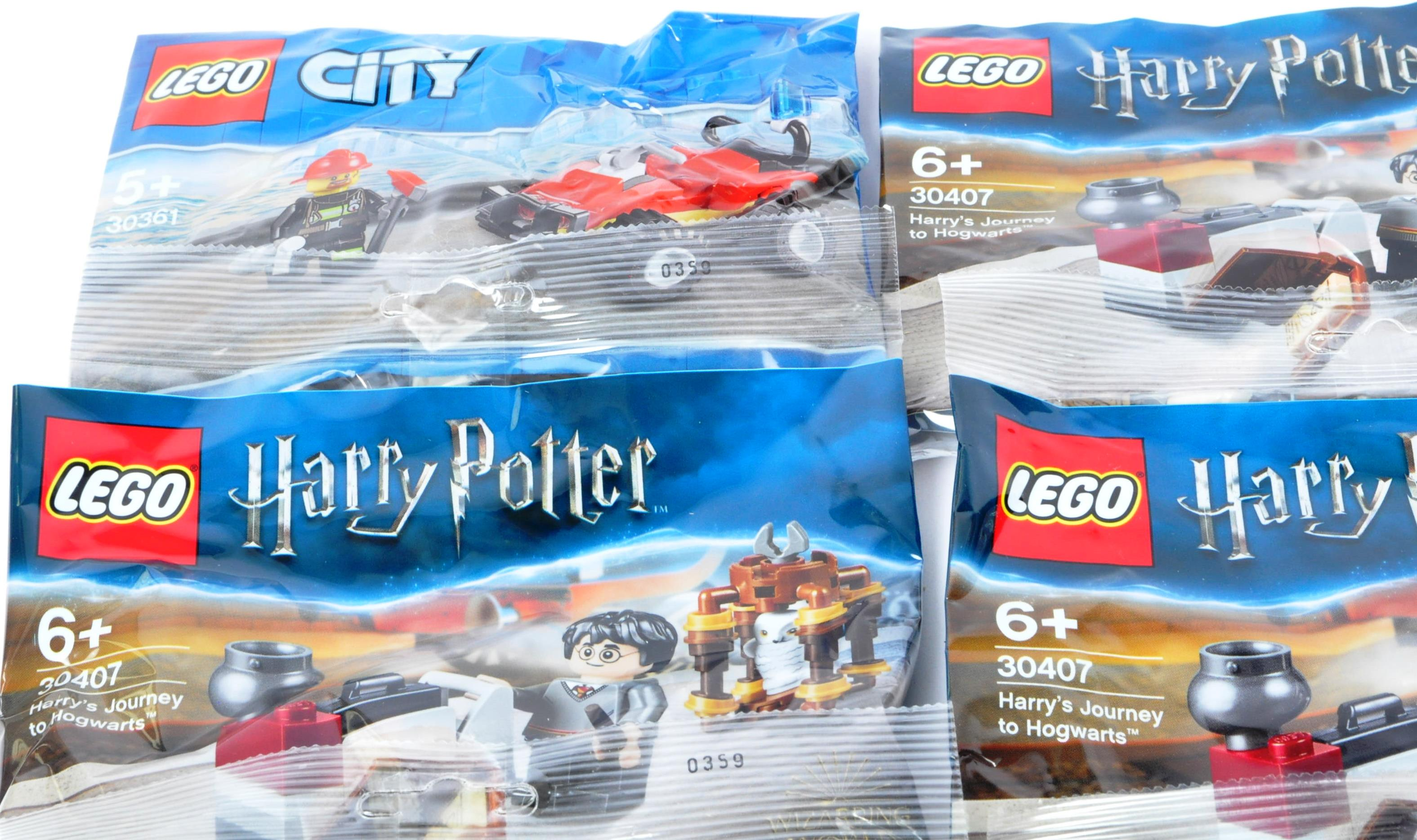 LEGO - LARGE COLLECTION OF LEGO MOVIE, CITY & HARRY POTTER SETS - Image 2 of 5